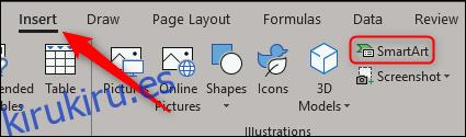 Cómo construir un organigrama de PowerPoint con datos de Excel