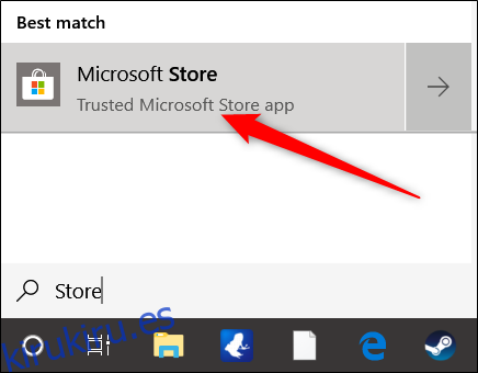 Cómo desactivar las actualizaciones automáticas de aplicaciones desde Microsoft Store en Windows 10