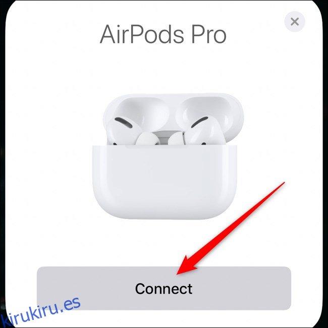 Cómo emparejar Apple AirPods Pro con cualquier dispositivo