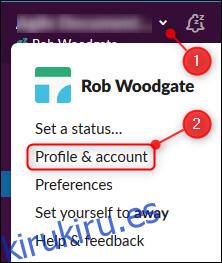 Cómo activar la autenticación de dos factores en Slack