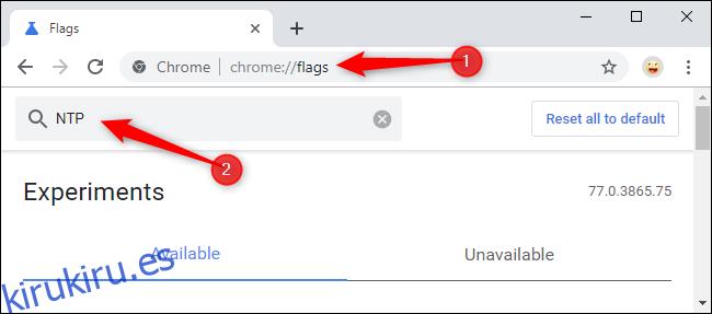 Cómo crear rápidamente su propio tema del navegador Chrome