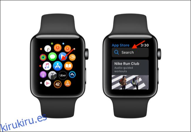 Cómo instalar aplicaciones directamente en su Apple Watch