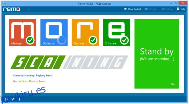 Remo MORE es una brillante herramienta de optimización de escritorio y dispositivos móviles para Noobs