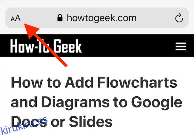 Cómo guardar un sitio web como PDF en iPhone y iPad