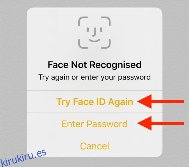 Pruebe la opción de contraseña en la aplicación Notas