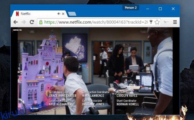 Elimina la cuenta regresiva del próximo episodio de Netflix y estás viendo el mensaje [Chrome]