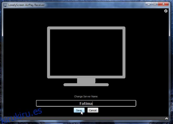 Transmita la pantalla de su iPhone a su PC con Windows o Mac usando AirPlay