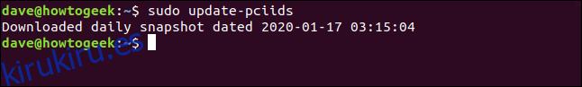 Cómo comprobar qué GPU está instalada en Linux