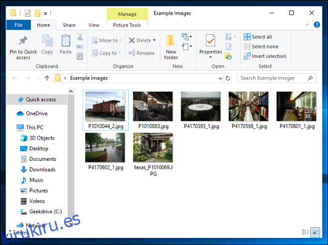 Cómo comprimir (y descomprimir) archivos en Windows 10