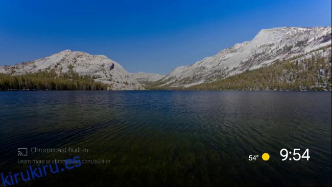 Cómo cambiar el protector de pantalla en Android TV