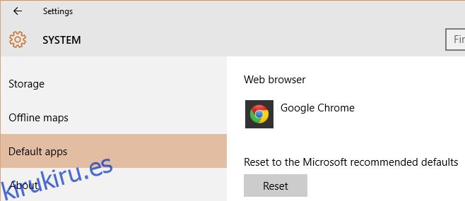 Cómo hacer que Cortana use la búsqueda de Google en Chrome y Firefox