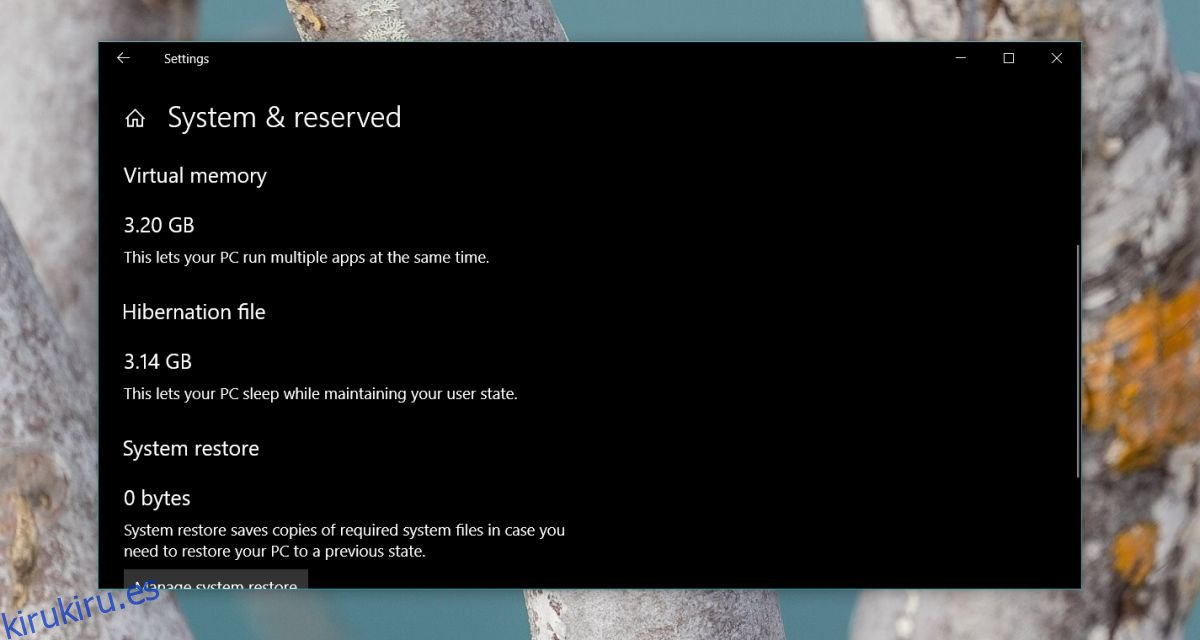 Cómo eliminar el archivo de hibernación en Windows 10