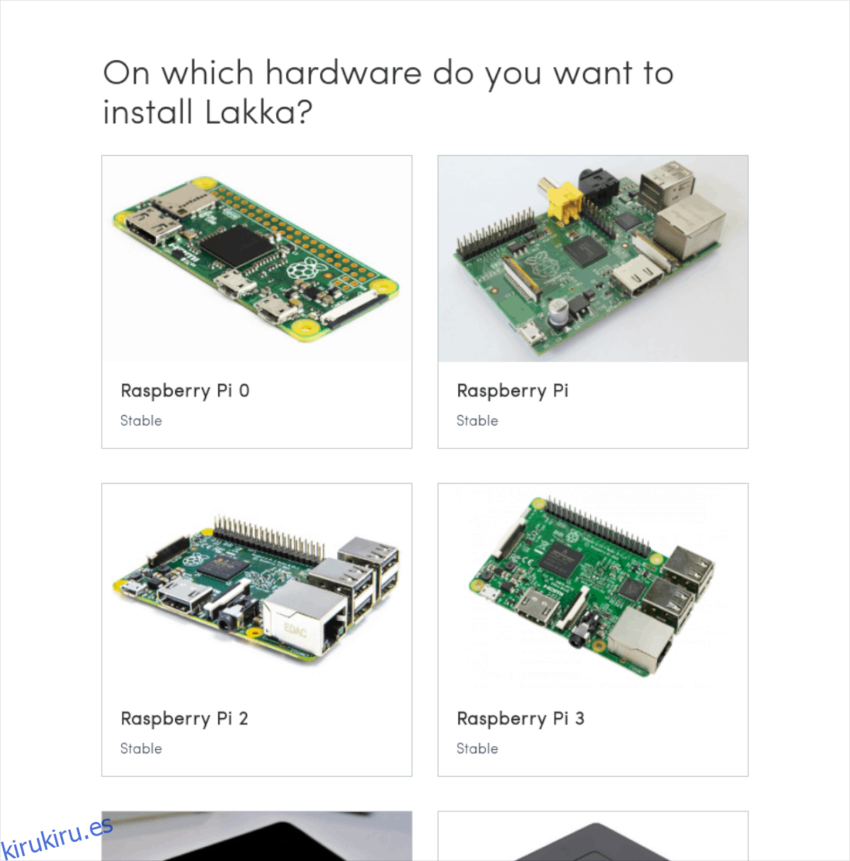 Cómo instalar Lakka en Raspberry Pi