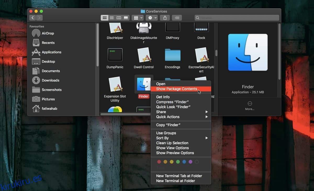 Cómo agregar Mac al Dock en macOS