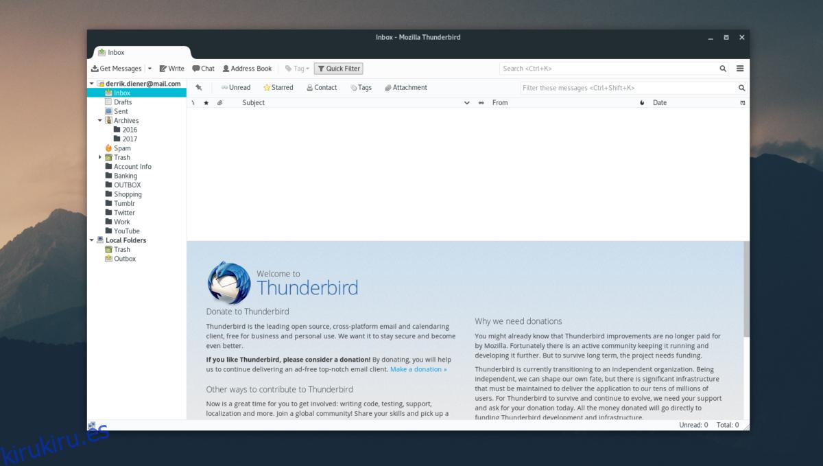 Las mejores alternativas a las aplicaciones de Mac para Linux