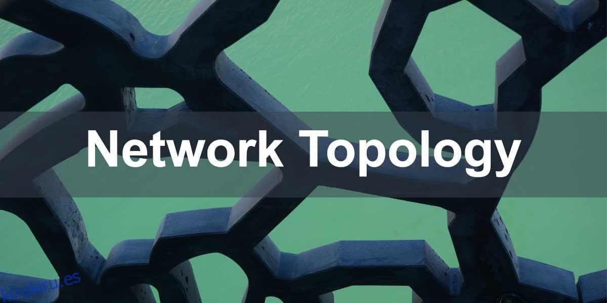 ¿Qué es la topología de red en redes informáticas?