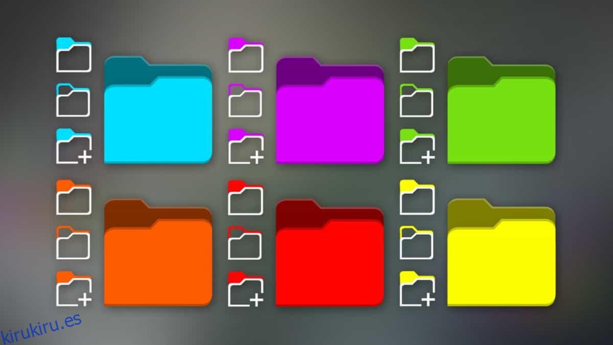 Cómo instalar el tema del icono de Neon Knights en Linux