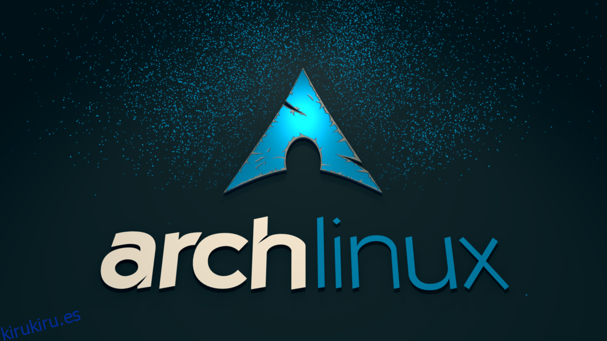 Cómo cambiar al kernel LTS en Arch Linux