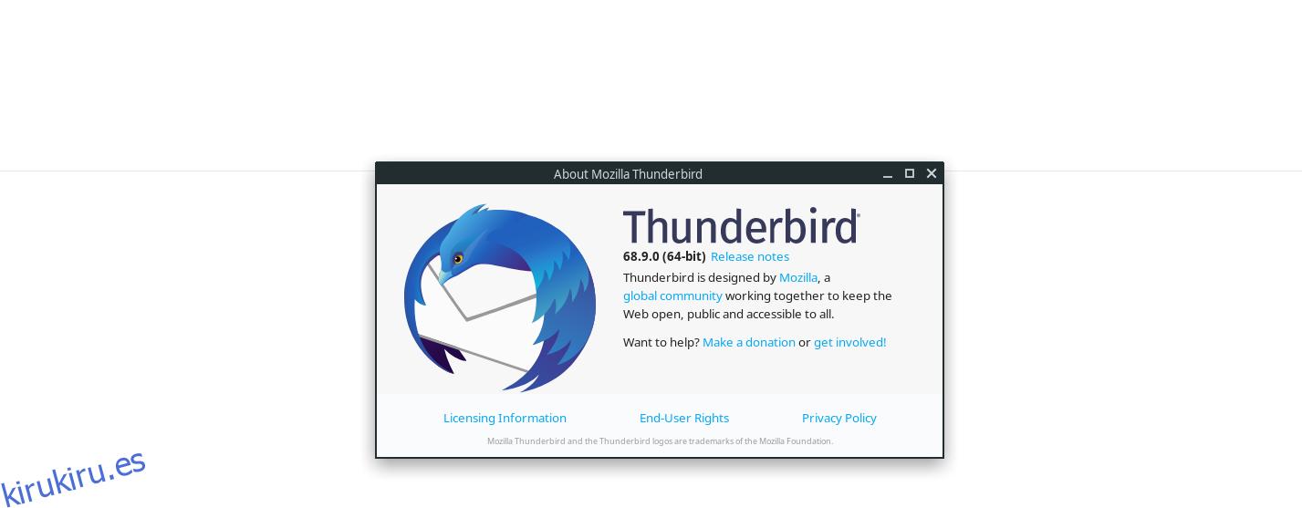 Cómo leer correos electrónicos sin conexión en Linux