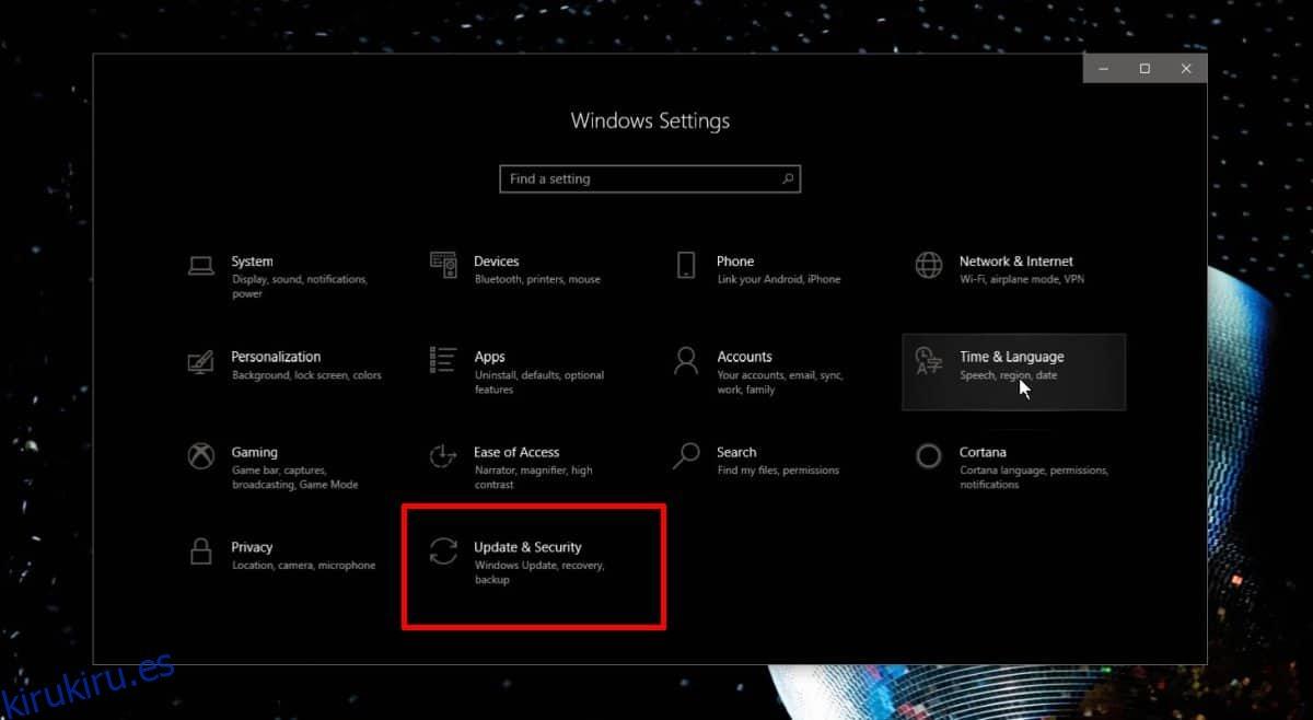 Cómo obtener la actualización de Windows 10 de noviembre de 2019