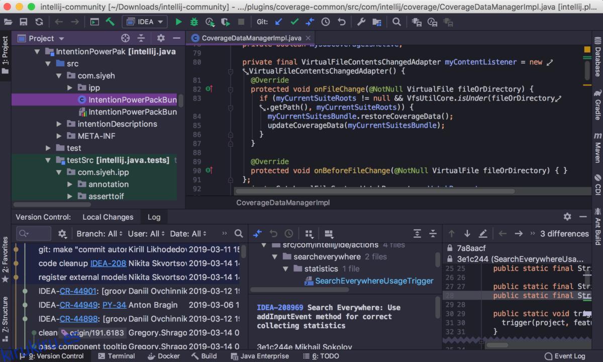 Cómo configurar IntelliJ IDEA IDE en Linux