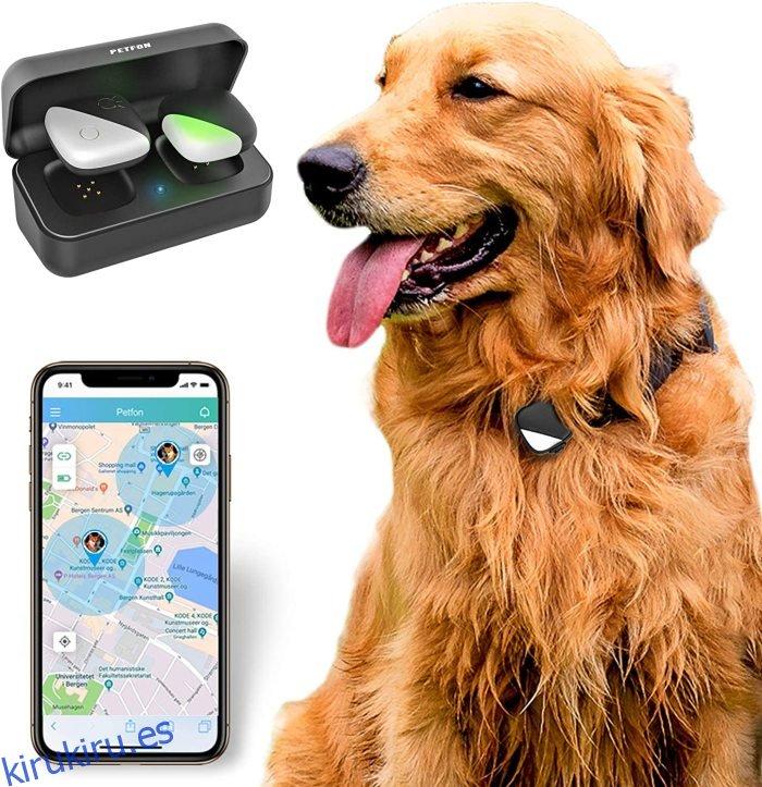 Rastreador GPS para mascotas PetFon