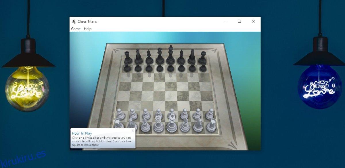 Descarga y juega Classic Chess Titans en Windows 10 (TUTORIAL)