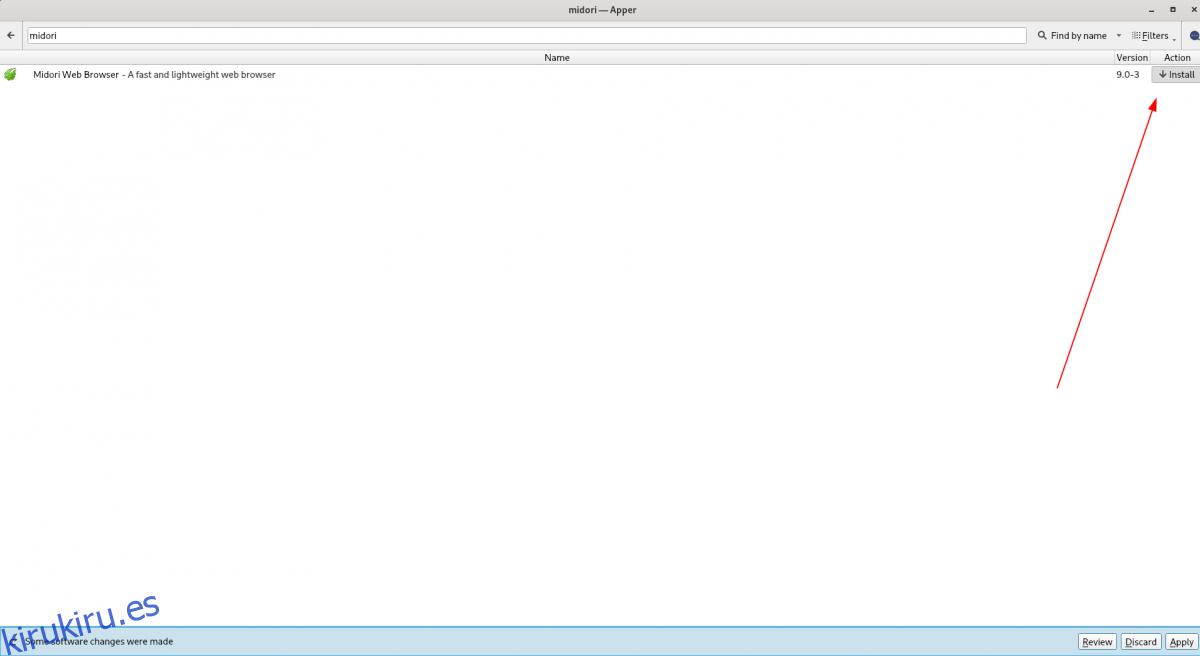 Cómo instalar y usar KDE Apper en Linux